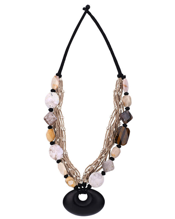 Ade Handcrafted Necklace