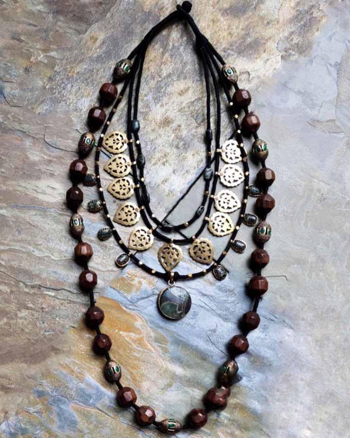 Anjali Jharoka Long Necklace