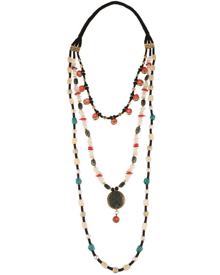 Hazrat Handcrafted Necklace